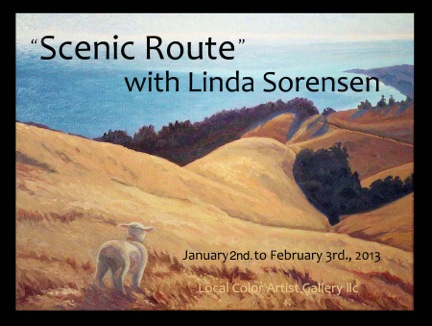 Local Color Linda Sorensen Show