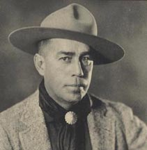 James Swinnerton Portrait Photo
