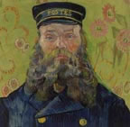 Barnes Foundation Van Gogh The Postman Thumbnail