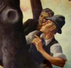 Thomas Hart Benton Susanna and the Elders Thumbnail