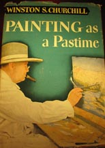 "churchill essay painting as a pastime In his essay ""painting as a pastime,"" churchill advises ""brain-workers"" to do something challenging that uses a completely different set of skills from their daily work it is no use saying to the tired 'mental muscles'."