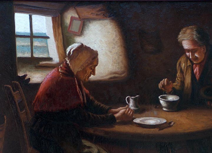 eRibcowsky_Richard_Dey_Supper_Time_closeup