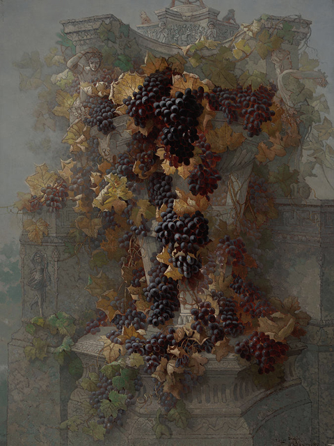 Grapes and Architecture Edwin Deakin