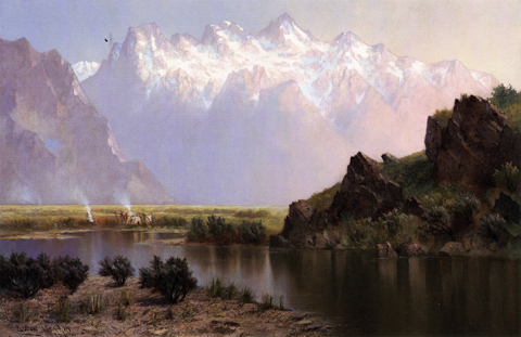Edwin Deakin Humboldt Mountains Ruby Range