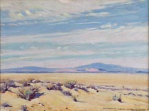 Clyde Forsythe Warmth of the Desert