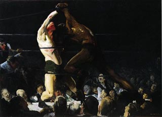 George Bellows Members of this Club