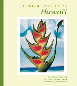 Georgia O'Keeffe's Hawaii cover by Patricia Jennings