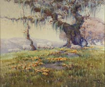 Grace Allison Griffith Grazing Sheep Sonoma Midsized Thumbnail