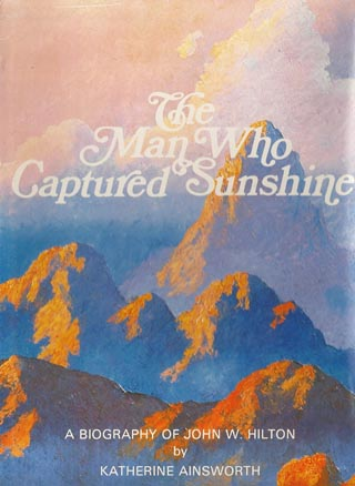 Cover, The Man Who Painted Sunshine by Katherine Ainsworth