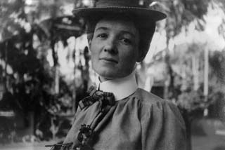 Photo Grace Hudson in Hawaii 1901