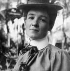 Grace Hudson in Hawaii 1901