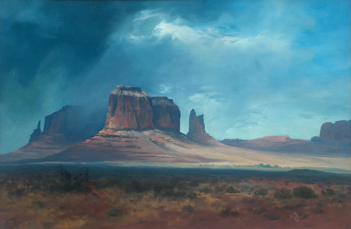Ralph Love Monument Valley Four Corners