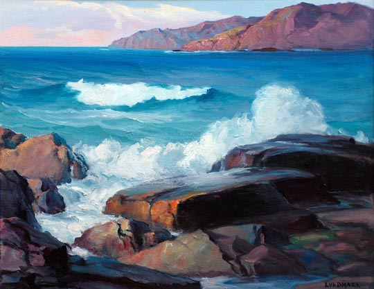 Leon Lundmark Joy of the Pacific California Coast