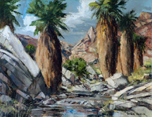 Joshua Meador Palm Spring Walt Disney Collection
