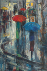 Joshua Meador Rain People