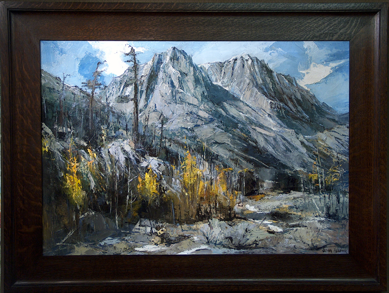 Joshua Meador Sierra Wilds with Frame