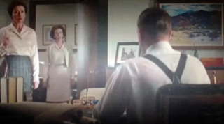 Joshua Meador Painting in Saving Mr Banks