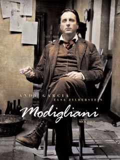 Modigliani 2004 Poster Art