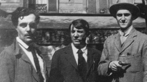 Modigliani and Picasso