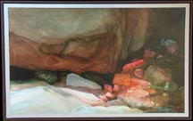 Alexander Nepote Colorful Cliff Grotto Midsized Thumbnail