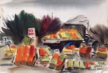 Alexander Nepote Roadside Produce Stand Midsized Thumbnail