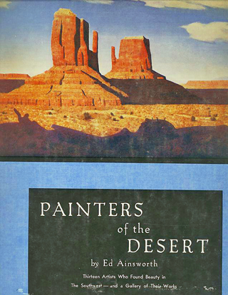 Ed Ainsworth's Painters of the Desert 1960