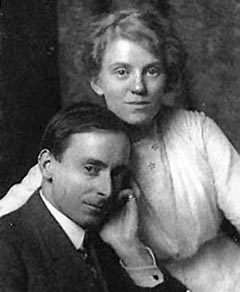 Elsie and Edgar Payne