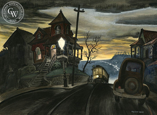 Preston Blair Bunker Hill 1938