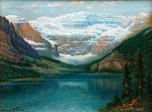 Andreas Roth Lake Louise Bamff National Park Alberta Midsized Thumbnail
