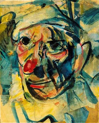 Georges Rouault The Clown 1907