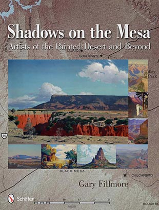 Shadows on the Mesa by Gary Fillmore  Cover Art