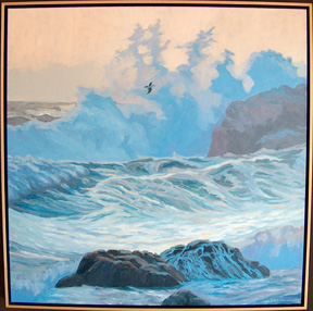 Linda Sorensen High Surf