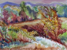 Charles Frederick Surendorf Colors of Autumn Midsized Thumbnail