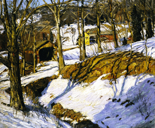 George Gardner Symons Covered Bridge