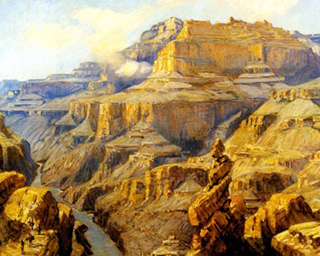Georoge Gardner Symons Grand Canyon