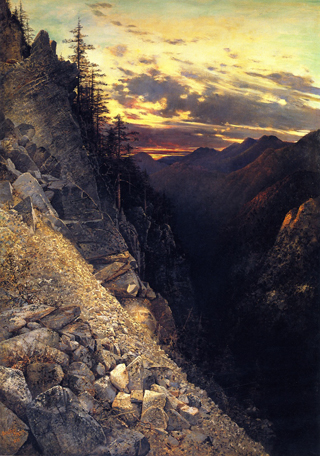 George Gardner Symons Canyon at Granite Gate