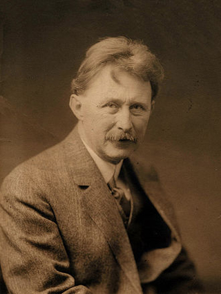 George Gardner Symons Photo Portrait