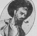Sketch of Jules Tavernier