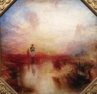 JMW Turner The Exile and the Rock Limpet