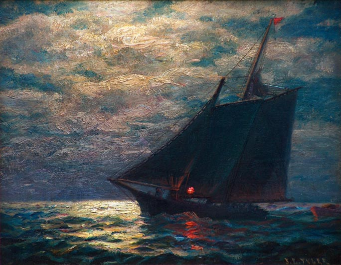James Gale Tyler Nocturn Sailboat