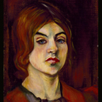 Suzanne Valadon 1893 Self Portrait Thumb