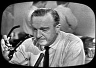 Walter Cronkite Announcing John Kennedy's Death