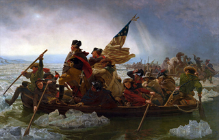 Washington's Crossing of the Deleware River