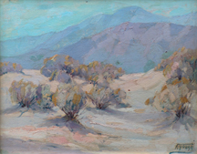 Florence Young Desertscape Mid