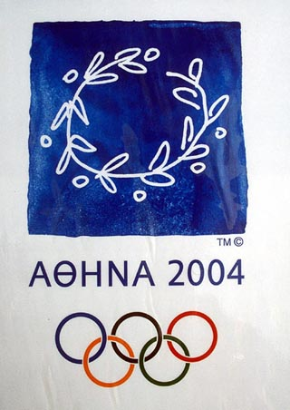 2004 Olympics Athens