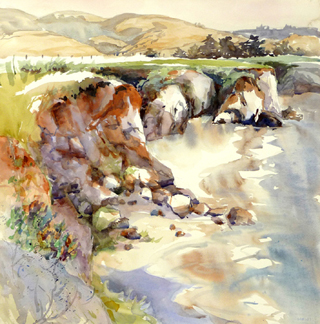 Jean Warren Painting