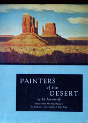 Cover Art Painters of the Desert
