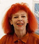 Jeanne-Claude wife of Christo