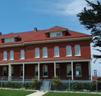 Walt Disney Family Museum Exterior with GG Bridge Thumbnail
