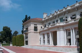 Huntington Library Exterior